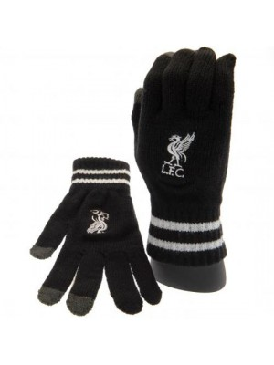 Liverpool FC Knitted Gloves Adult