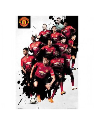 Manchester United FC Poster Players 24