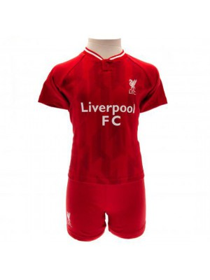 Liverpool FC Shirt & Short Set 6/9 Months PL