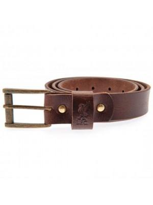 Liverpool FC Leather Belt X-Large