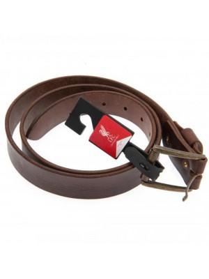 Liverpool FC Leather Belt Medium