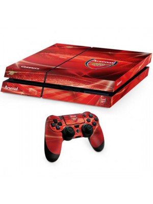 Arsenal FC PS4 Skin Bundle