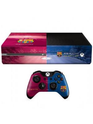 FC Barcelona Xbox One Skin Bundle