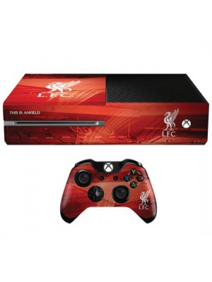 Liverpool FC Xbox One Skin Bundle