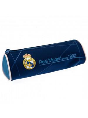 Real Madrid FC Barrel Pencil Case EST