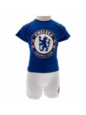 Chelsea FC T Shirt & Short Set 12/18 Months