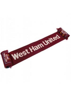 West Ham United FC Scarf SS