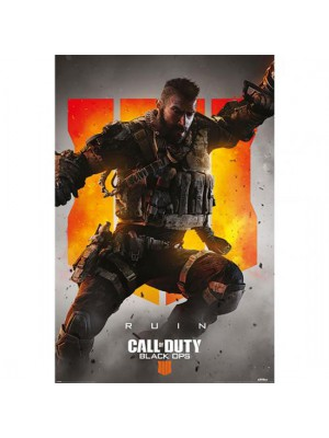 Call Of Duty Black Ops 4 Poster Ruin 235