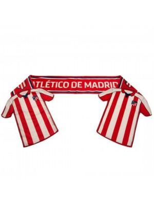 Atletico Madrid FC Shirt Scarf