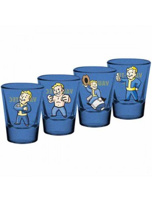Fallout 4 Pack Premium Shot Glass Set