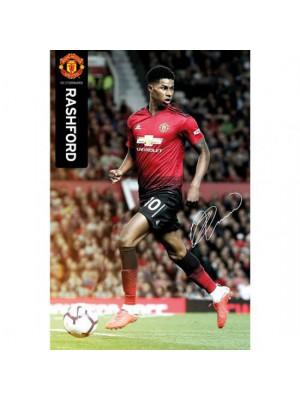 Manchester United FC Poster Rashford 46