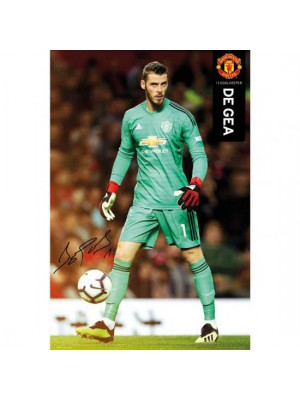 Manchester United FC Poster De Gea 38