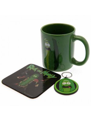 Rick And Morty Mug & Coaster Set