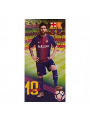 FC Barcelona Towel Messi