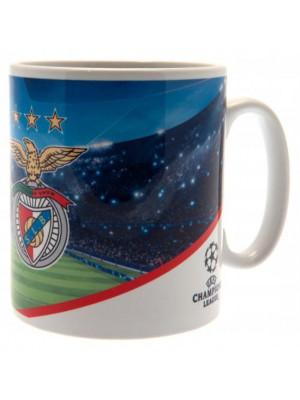 SL Benfica Champions League Mug