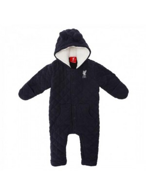 Liverpool FC Quilted Snowsuit 9/12 Months