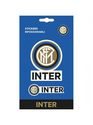 FC Inter Milan Crest Sticker
