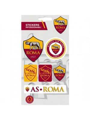 AS Roma Sticker Set