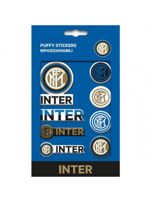 FC Inter Milan Bubble Sticker Set