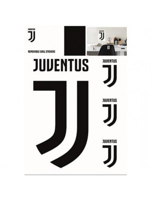 Juventus FC Wall Sticker A4