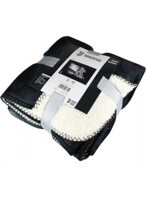 Juventus FC Sherpa Fleece Blanket
