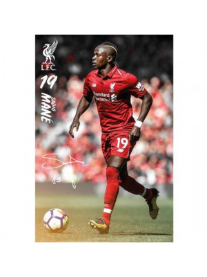Liverpool FC Poster Mane 19