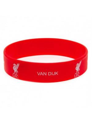Liverpool FC Silicone Wristband Van Dijk