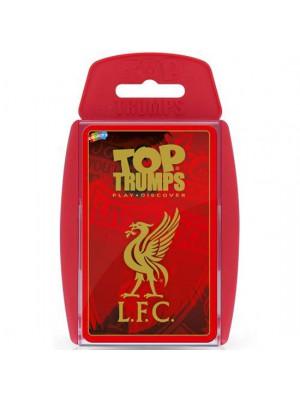 Liverpool FC Top Trumps
