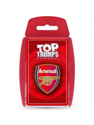 Arsenal FC Top Trumps