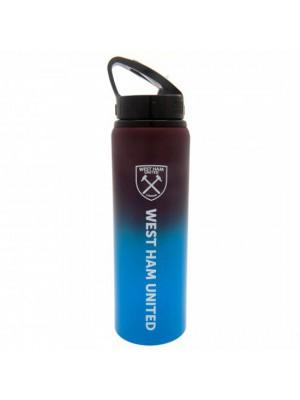West Ham United FC Aluminium Drinks Bottle XL