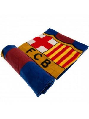 FC Barcelona Fleece Blanket ST