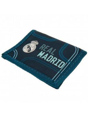 Real Madrid FC Nylon Wallet BL