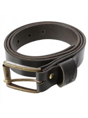 Liverpool FC Leather Belt Medium Black