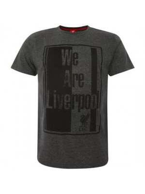 Liverpool FC We Are Liverpool T Shirt Mens L