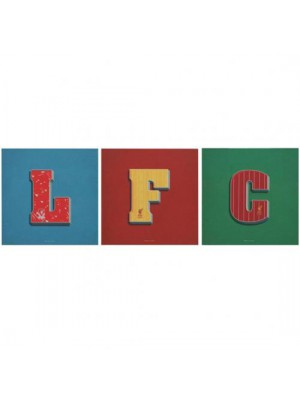 Liverpool FC 3 Pack Canvas