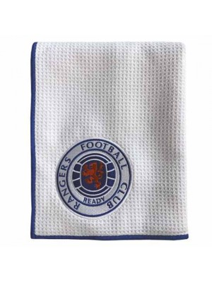Rangers FC Aqualock Caddy Towel