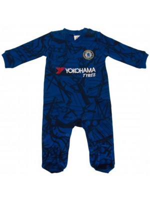 Chelsea FC Sleepsuit 6/9 Months CM