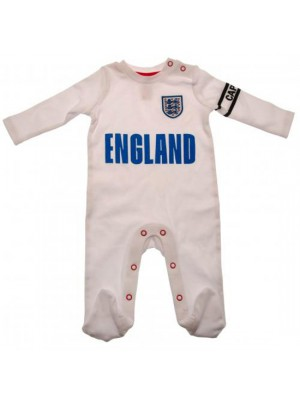 England FA Sleepsuit 12/18 Months