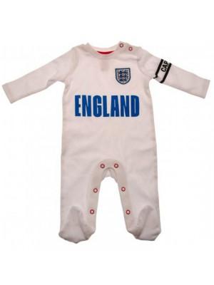 England FA Sleepsuit 0/3 Months