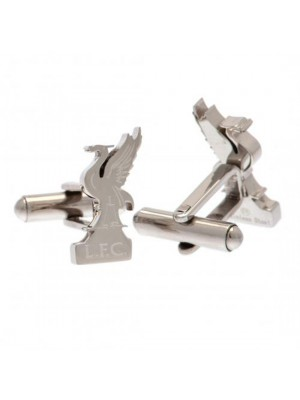 Liverpool FC Stainless Steel Formed Cufflinks LB