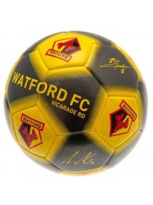Watford FC Football Signature
