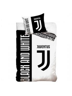 Juventus FC Single Duvet Set BW