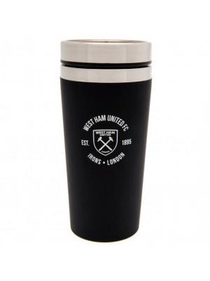 West Ham United FC Executive Travel Mug