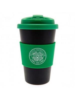 Celtic FC Silicone Grip Travel Mug