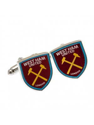 West Ham United FC Cufflinks