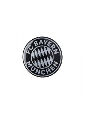 FC Bayern Munchen 3D Sticker Logo