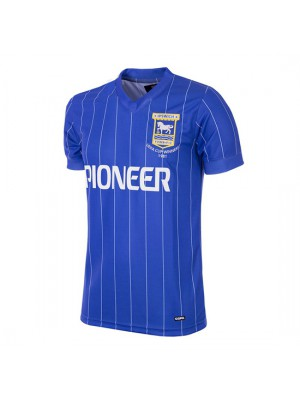 Ipswich Town FC 1981 - 82 Short Sleeve Retro Football Shirt