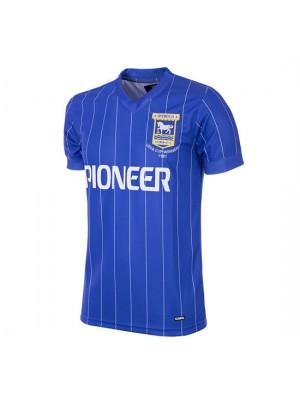 Ipswich Town FC 1981 - 82 Short Sleeve Retro Football Shirt