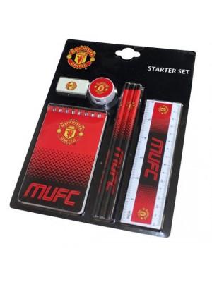 Manchester United FC Starter Stationery Set