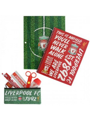 Liverpool FC Jumbo Stationery Set